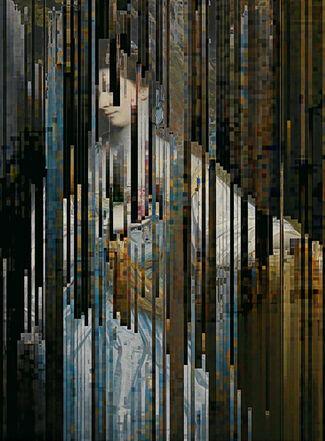 Obscura | David Turner FRSA, installation view