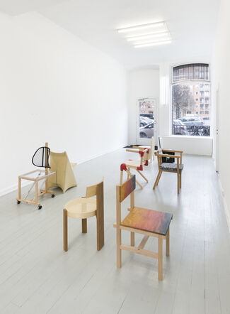 Back 2 Back, installation view