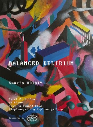 Balanced Delirium, installation view
