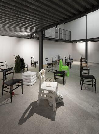 SUPERCOLLA, installation view