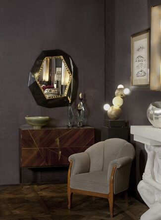 Maison Gerard at The International Fine Art and Antiques Dealers Show 2013, installation view