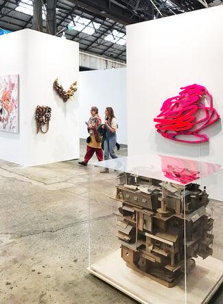 Yavuz Gallery at Sydney Contemporary 2017, installation view