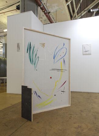 Leslie at Art Rotterdam 2016, installation view