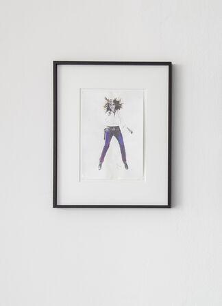 Ulrike Rosenbach | Art Meets Feminism No. 1, installation view