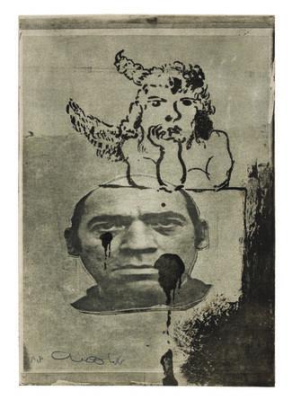 Uri Lifshitz: Flesh and Blood, installation view