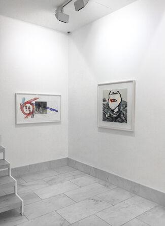 James Rosenquist 'Time Dust', installation view