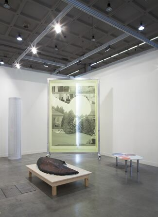 Ellis King at MiArt 2015, installation view