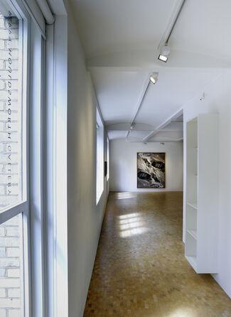 Dan Holdsworth: Mirrors, installation view