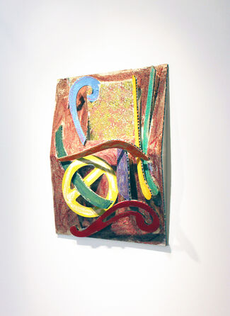FRANK STELLA: Works from 1971 to 1987, installation view