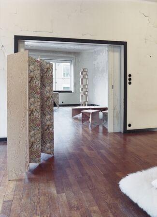 MANIERA 03 & 04: Richard Venlet & 6a architects, installation view