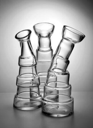Jakub Berdych snr. - Glass realism, installation view