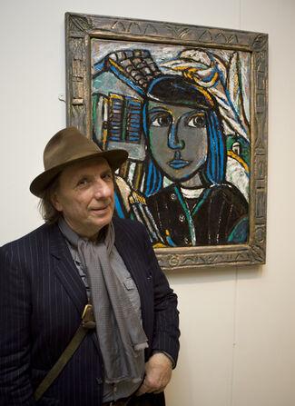 The Ruth Borchard Self Portrait Prize 2011, installation view