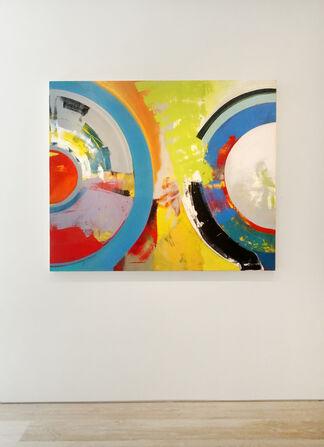 Alexis Portilla: Poet in Space, installation view