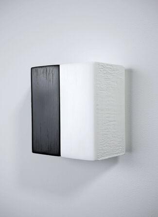 DAVID GOERK WHITE & BLACK (NEW WORK), installation view