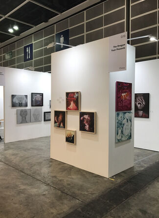 The Dragon Year Gallery at Affordable Art Fair Hong Kong 2017, installation view