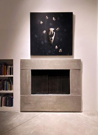 MARK REDISKE, installation view