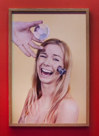 Alex Da Corte - Delirium I, installation view