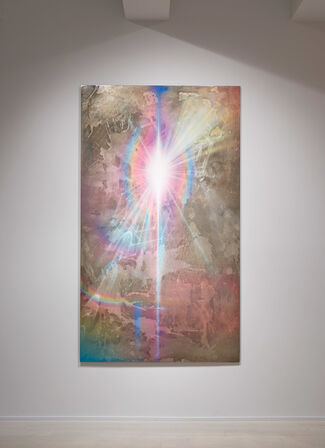 Matthew Weinstein, installation view