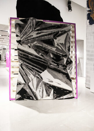 EXHIBITION AT JOYCE IN CONJUNCTION WITH ART BASEL HONG KONG / WORLDWIDE LAUNCH OF CARPETS DESIGNED IN COLLABORATION WITH BJARNE MELGAARD AND OLAF BREUNING, installation view