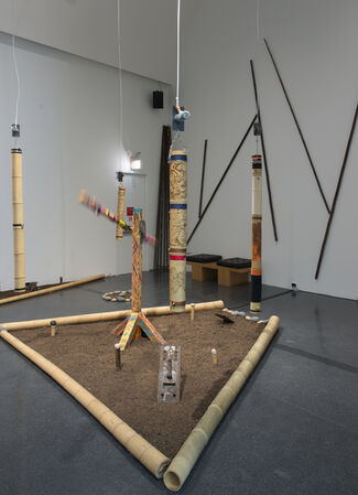 The Freedom Principle: Experiments in Art and Music, 1965 to Now, installation view