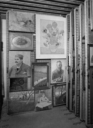 THE STEDELIJK MUSEUM & THE SECOND WORLD WAR, installation view