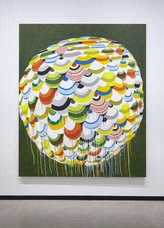 Markus Rissanen, installation view