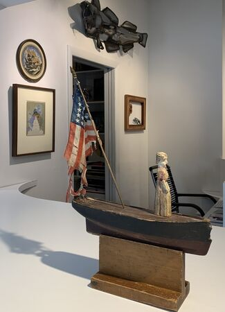 UNITY  Exploring Freedom and Democracy in 2020, installation view