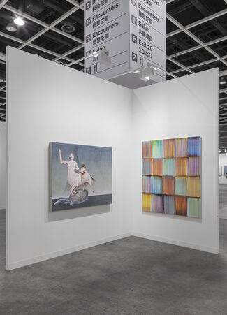 Simon Lee Gallery at Art Basel in Hong Kong 2017, installation view