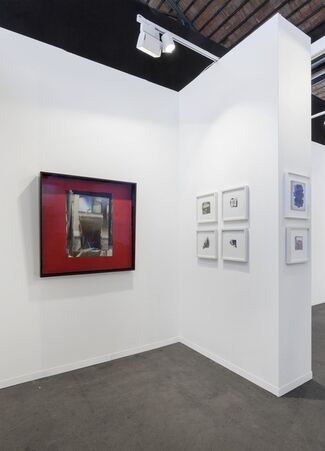 Anne Mosseri-Marlio Galerie at Art Brussels 2018, installation view