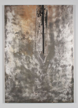 Jimi Gleason: Silver Light, installation view