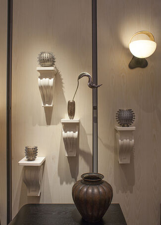Maison Gerard at TEFAF New York Spring 2018, installation view