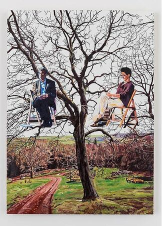 Jeremy Glogan: Adieu to Old England, installation view