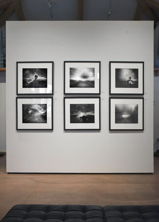 Thomas Jackson: Emergent Behavior     Angela Bacon-Kidwell: Home By Nightfall, installation view