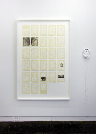 Song for Sebald, installation view