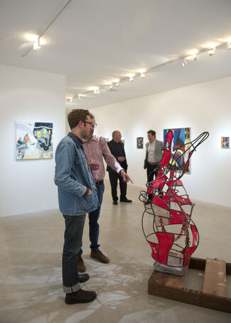 Recent Work: Peter Ramon & Loren Myhre, installation view