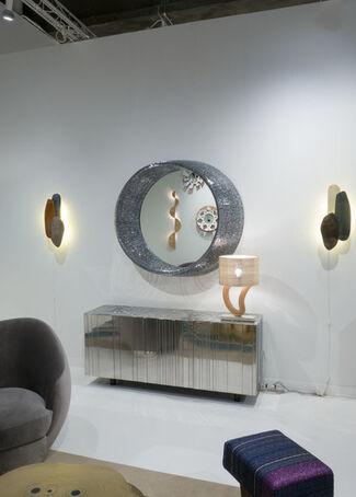 Twenty First Gallery at Collective Design 2015, installation view