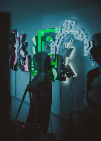 He An - Jade Branch, installation view