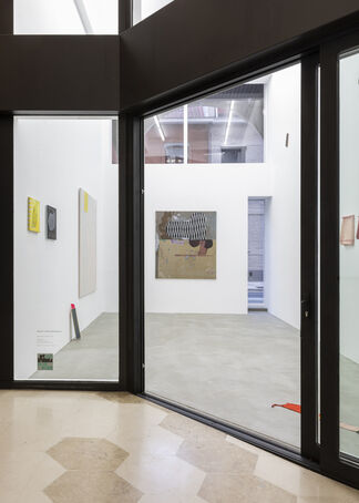 Hilde Overbergh — Don't Let Anyone Ever Dull Your Sparkle, installation view