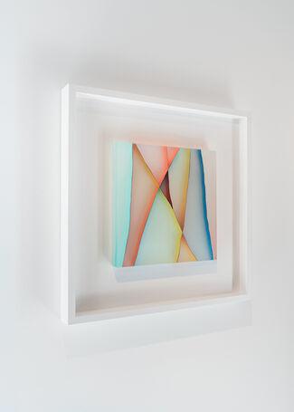 Tom HENDERSON : Lumière Acoustique, installation view