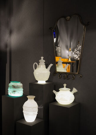 Maison Gerard at The Winter Show 2019, installation view