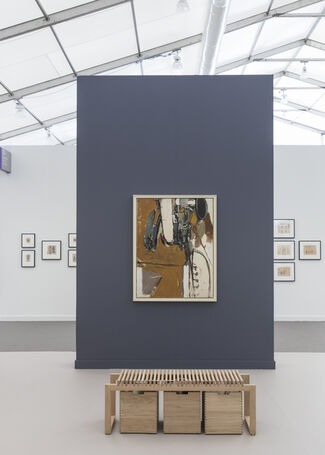Offer Waterman  at Frieze New York 2018, installation view