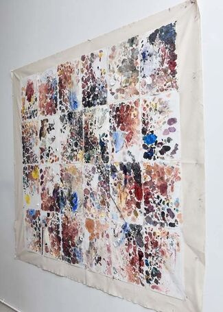 LAYERS of LIFE Solo Exhibition by TALI LENNOX, installation view