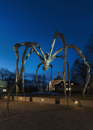 Louise Bourgeois: I Have Been to Hell and Back, installation view
