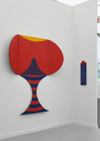 Ronchini Gallery  at Frieze New York 2019, installation view