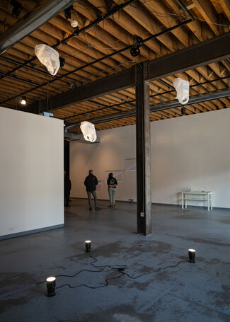 David Bowen - on water, installation view