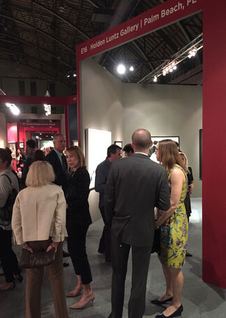 Holden Luntz Gallery at Spring Masters New York 2015, installation view