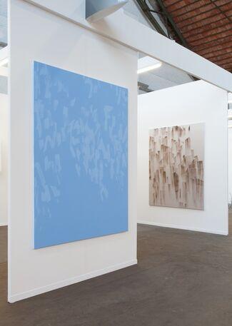 Kristof De Clercq at Art Brussels 2016, installation view