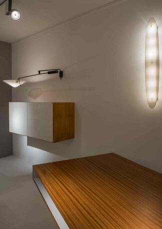 Architectural & Minimalist, installation view