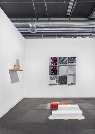Buchmann Galerie at Art Basel 2017, installation view