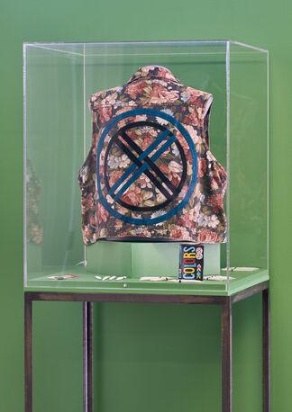 You Can't Bury Me, I'm Already Underground, RESPONSE: Melanie Bernier, installation view